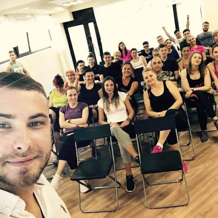 Interviu cu un instructor international de fitness – Eduard Ifrim