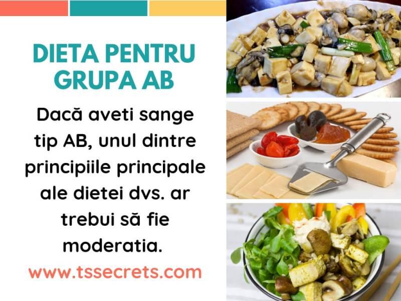 dieta grupa sanguina AB