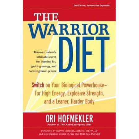 dieta razboinicului post intermitent carte
