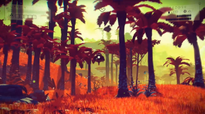 No Man's Sky is visually stunning and genuinely epic in scale.