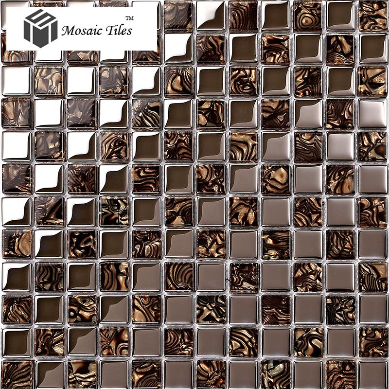 glass tiles for kitchen backsplashes ideas