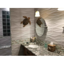 tst crystal glass tiles for kitchen and