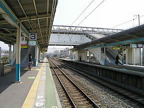 紀伊駅(JR西日本・阪和線)
