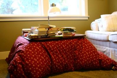 My kotatsu