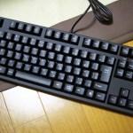 黒軸のキーボードを試す