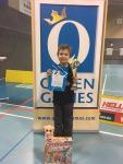 Jonathan gewinnt beim Queen Games Cup