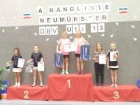 2 x Bronze + 1x Gold beim Nordlichtcup in Neumünster