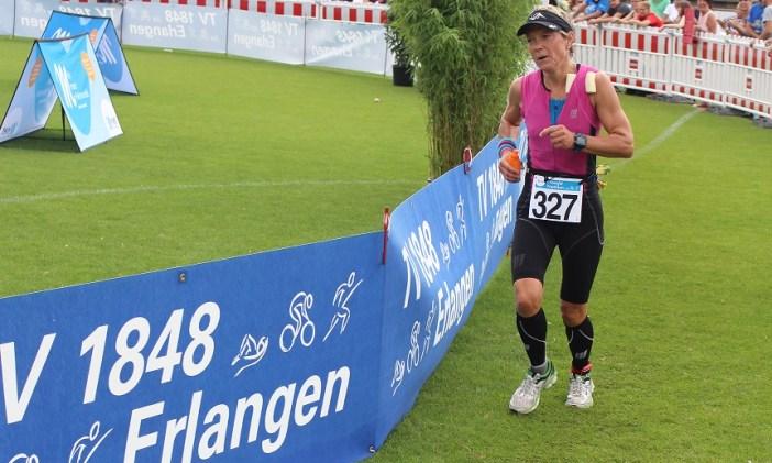 Triathlon Doris König 2016