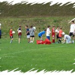 E-Jugend Training, 30.04.12