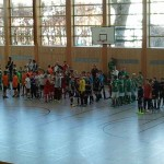 D-Junioren, Niederbayerischen Meisterschaft - Bild 1
