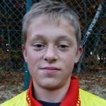 Torjäger Tobi Schneider erzielte den Anschlußtreffer und machte eine ganz starke Partie!