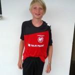 Nico Friedrich bereitete alle drei Treffer vor