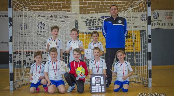 JSG ist F-Jugend Kreismeister 2016