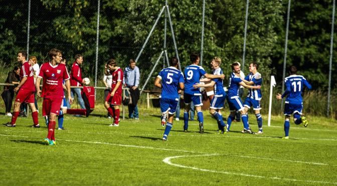 1. Herren siegt weiter!!! 2:0 gegen den VFL Vorhop!!!