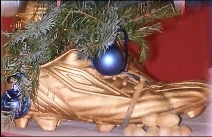 Fußball Weihnachtsfeier TSV Vordorf