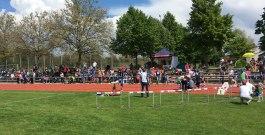 Rhein-Neckar-Mehrkampfmeisterschaften der Nachwuchs-Leichtathleten erfolgreich durchgeführt
