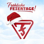 Frohe Feiertage!