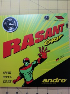 Andro Rasant Grip Cover