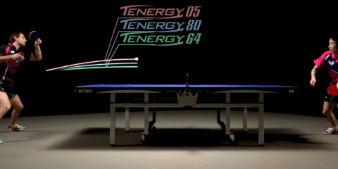 Tenergy Flugkurve