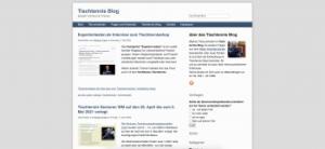 Tischtennis.biz Blog