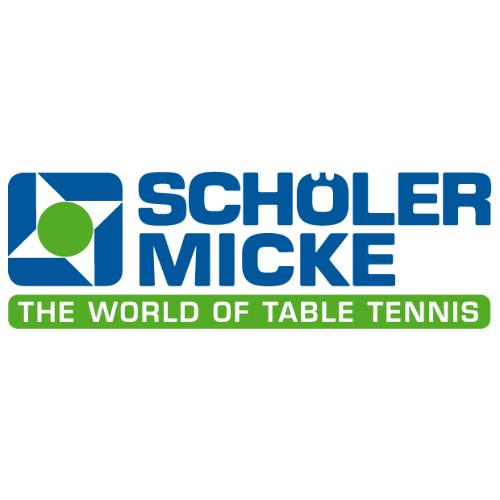 Schöler Micke Tischtennis Shop Logo