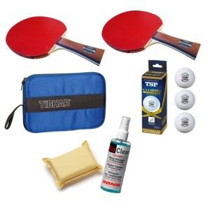 Profi Tischtennisschläger Set