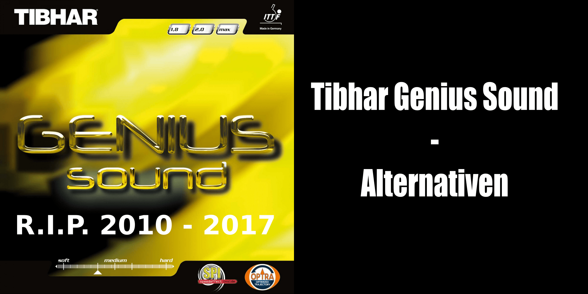 Tibhar Genius Sound Alternativen