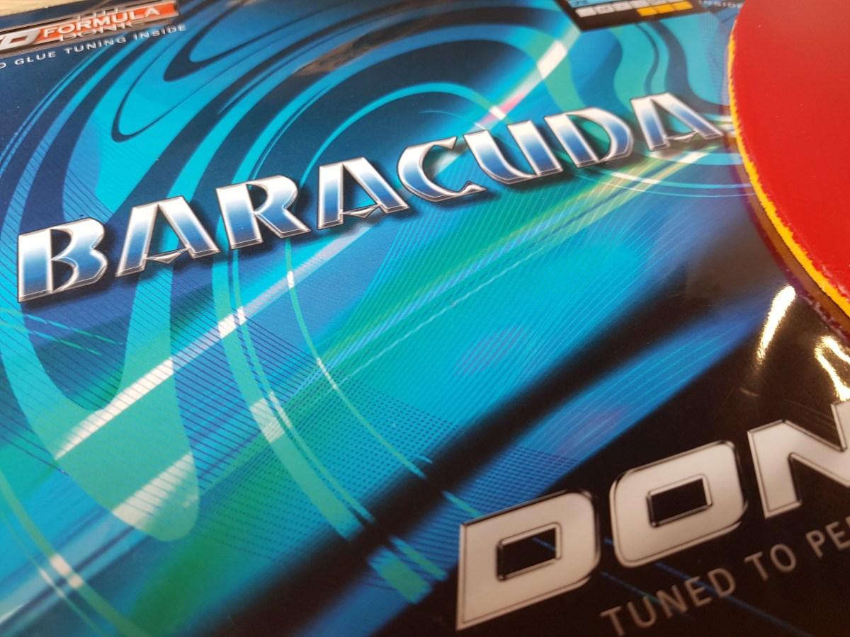 Donic Baracuda - Das giftige Spinmonster