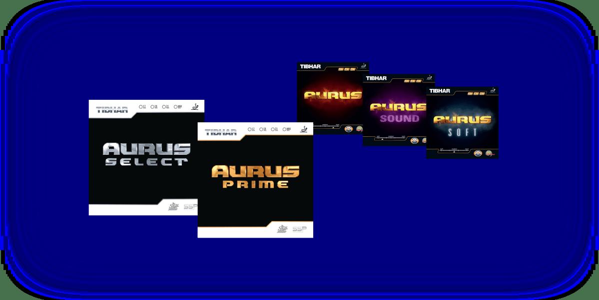 Tibhar Aurus Belagtest - Finde den passenden Tibhar Aurus Belag für dein Spiel!