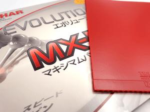 Tibhar Evolution MX-P Test