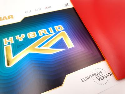 Tibhar Hybrid K1 Euro klein