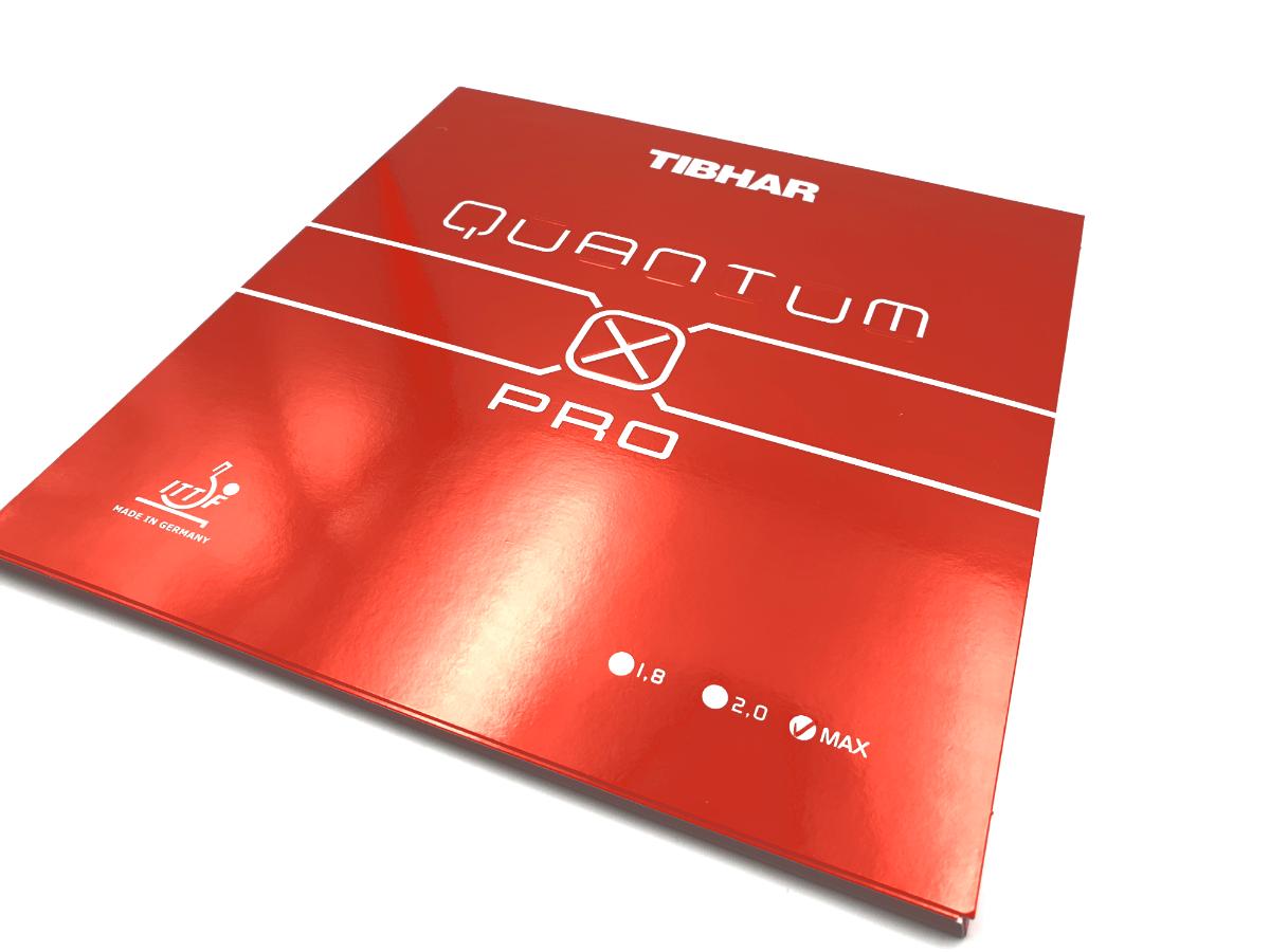 Tibhar Quantum X Pro TT-Belag
