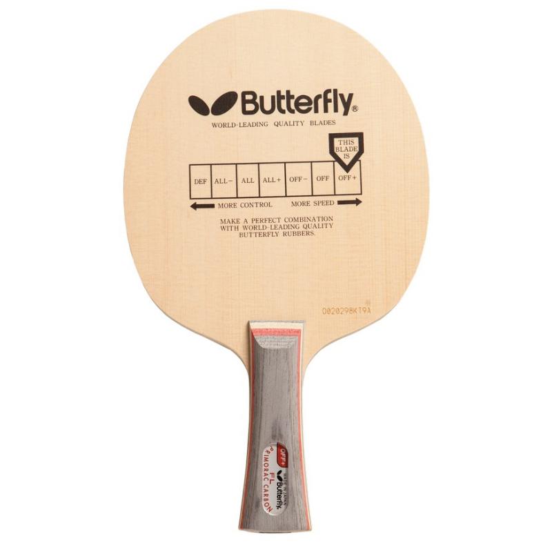 Butterfly Primorac Carbon