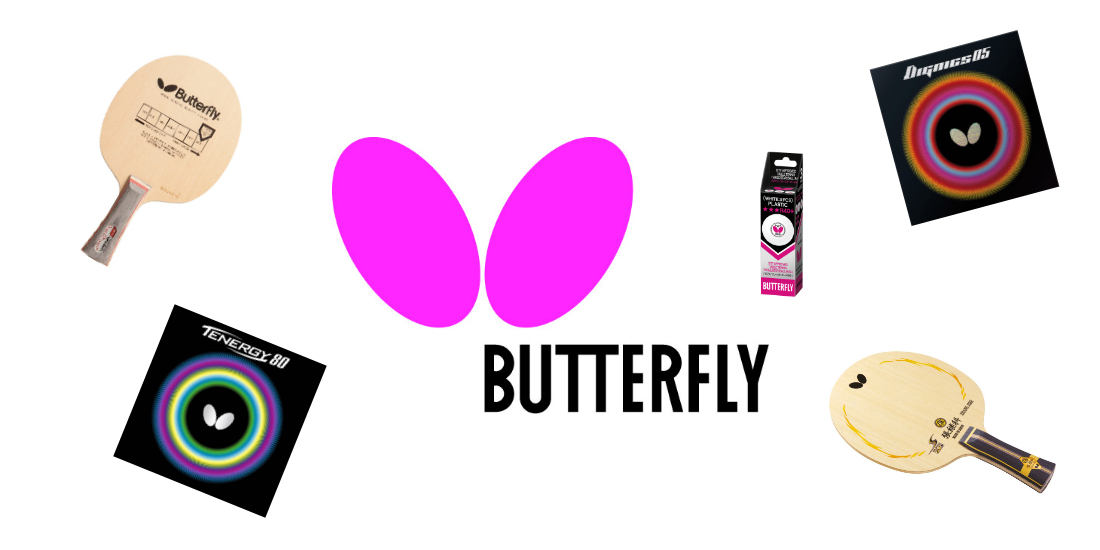 Butterfly Tischtennis