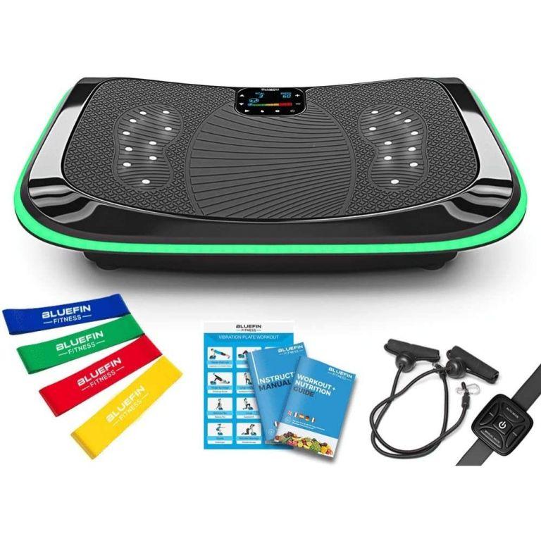 BLUEFIN Fitness 4D Vibrationsplatte