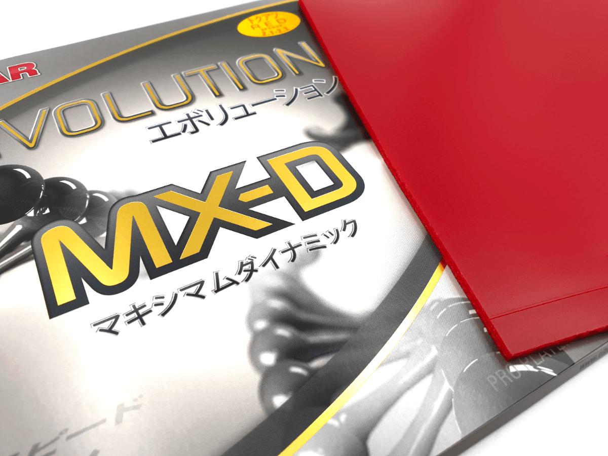 Tibhar Evolution MX-D Test