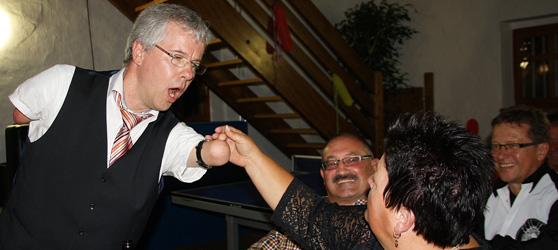 Rainer Schmidt Kabarett - Däumchen drehen