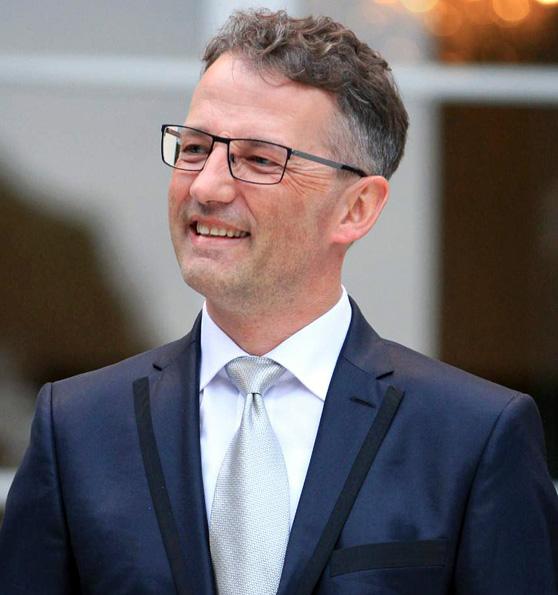 DTTB-Präsident Michael Geiger