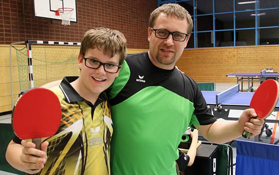 Herzlichen Glückwunsch an Lukas und Florian Geißer