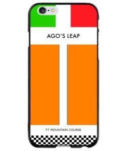 Isle of Man TT Agos Leap Phone Case