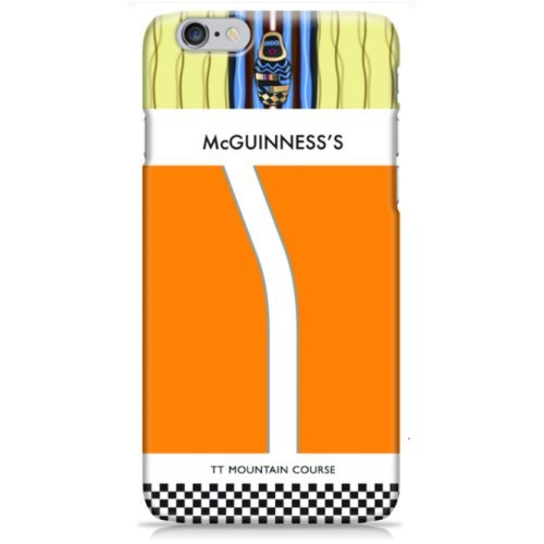 Isle of Man TT McGuinness Roadsign Phone Case