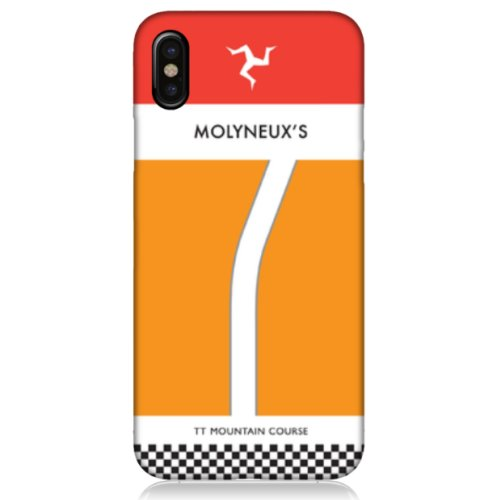 Isle of Man TT Molyneuxs Phone Case