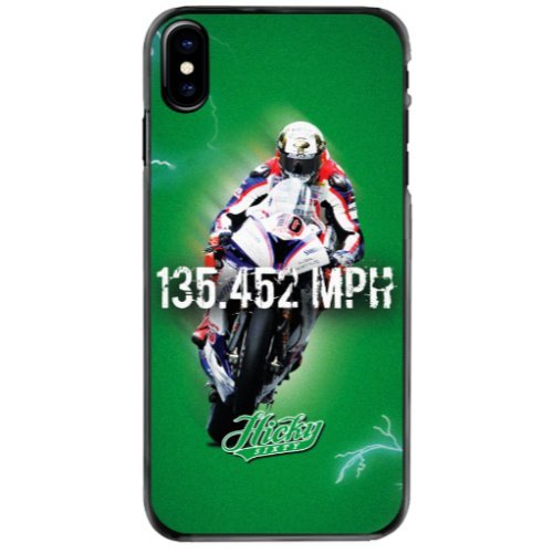Official Peter Hickman 135.452mph phone case