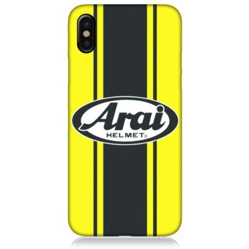 Joey Arai Helmet Phone case