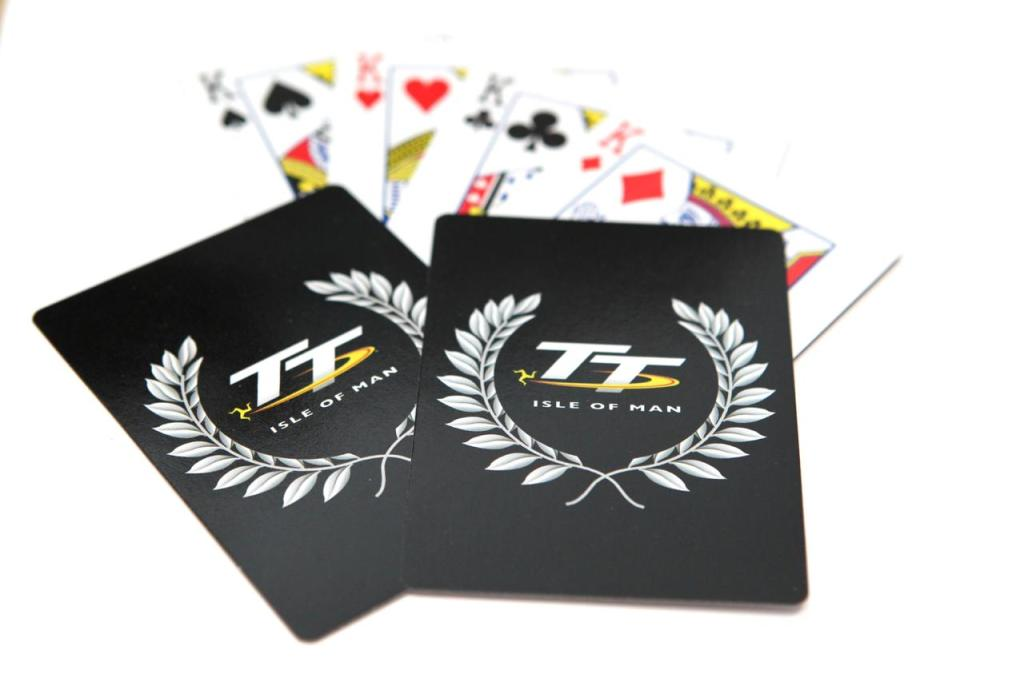Official Isle of Man TT Playing Cards