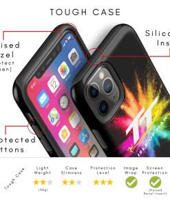 Manxplosion - Isle of Man TT Phone Case