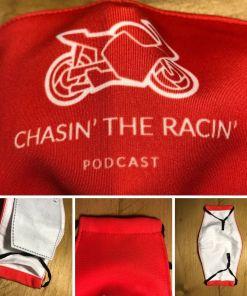 Chasin the Racin Face Masks