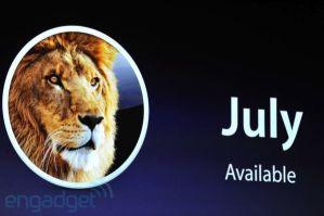 "WWDC速報! ""Mac OS X 10.7 Lion"" が凄すぎる!  7月発売で何と2,600円!!"