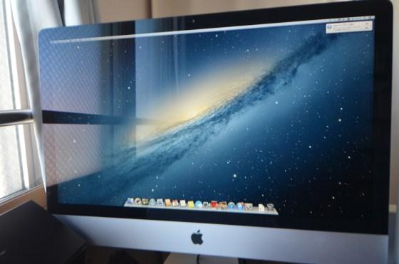 動画で一目瞭然! 最新iMacのフュージョンドライブと旧iMac HDDの起動速度比較!!