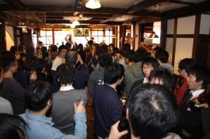 1/12 Dpub 9 in 東京 第1回一般募集を開始します! 聖地 豚組しゃぶ庵で友達180人作ろうぜ!! #dpub9